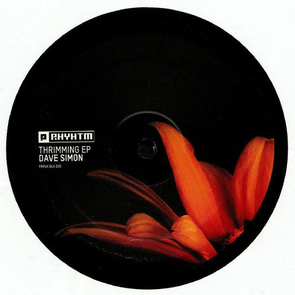 Dave Simon ‎– Thrimming EP