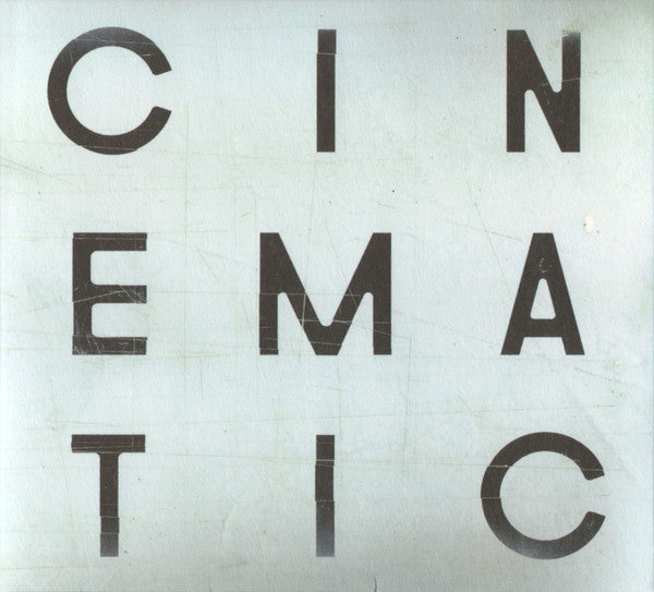 The Cinematic Orchestra ‎– To Believe (Deluxe)