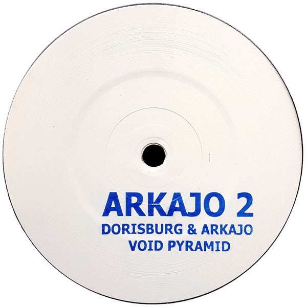 Dorisburg & Arkajo ‎– Void Pyramid [ARKAJO‎] VINYL ONLY