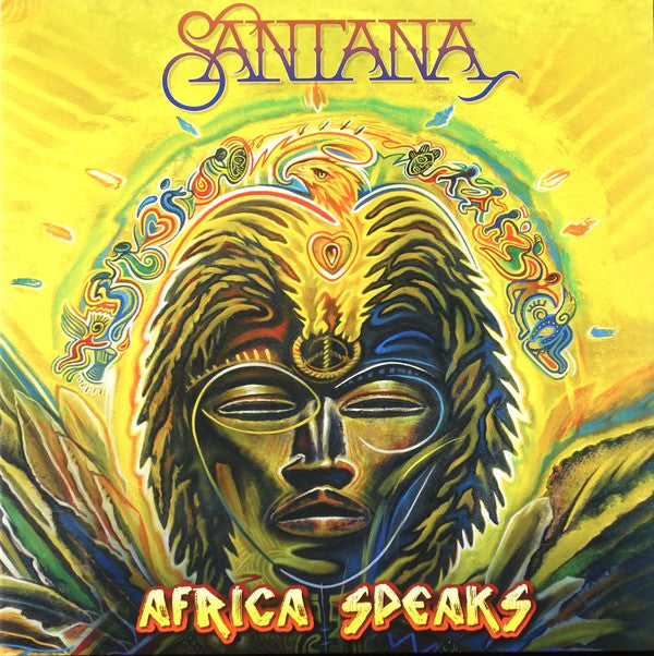 Africa Speaks By Santana