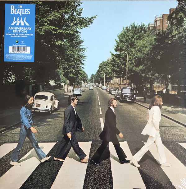 Abbey Road by The Beatles [ANNIVERSARY EDITION]