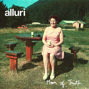 Alluri ‎– Man Of Truth