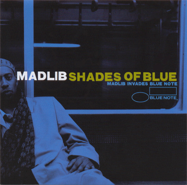 Shades of Blue By Madlib