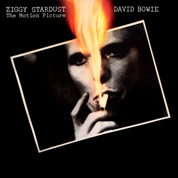David Bowie ‎– Ziggy Stardust And The Spiders From Mars (The Motion Picture Soundtrack)