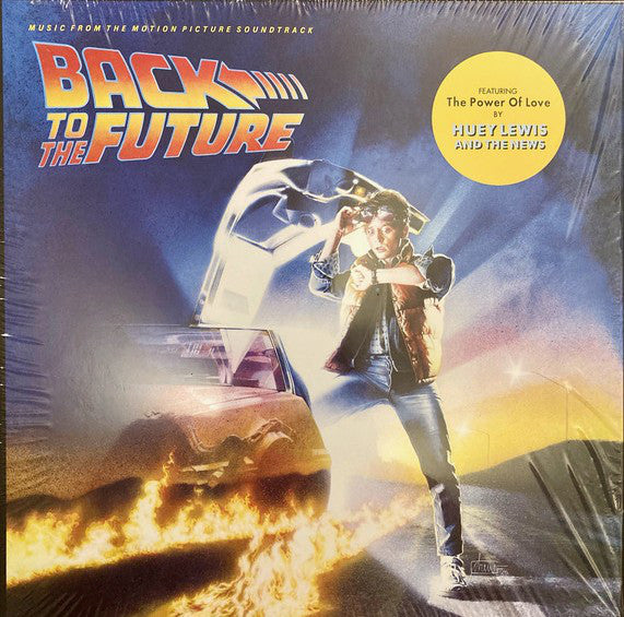 Back To The Future By Various