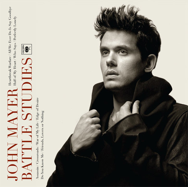 Battle Studies By John Mayer