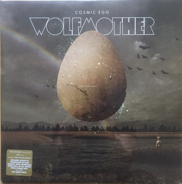 Wolfmother – Cosmic Egg