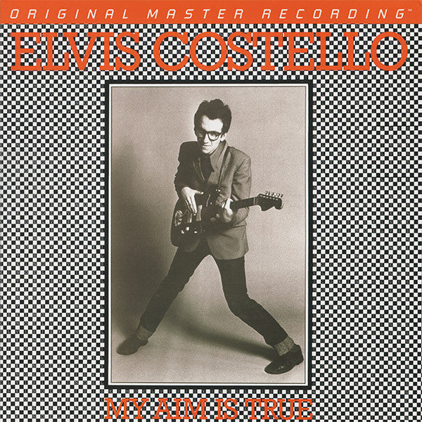 My Aim Is True By Elvis Costello & The Attractions
