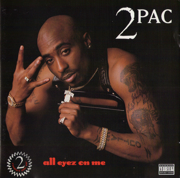 All Eyez On Me By 2Pac ‎