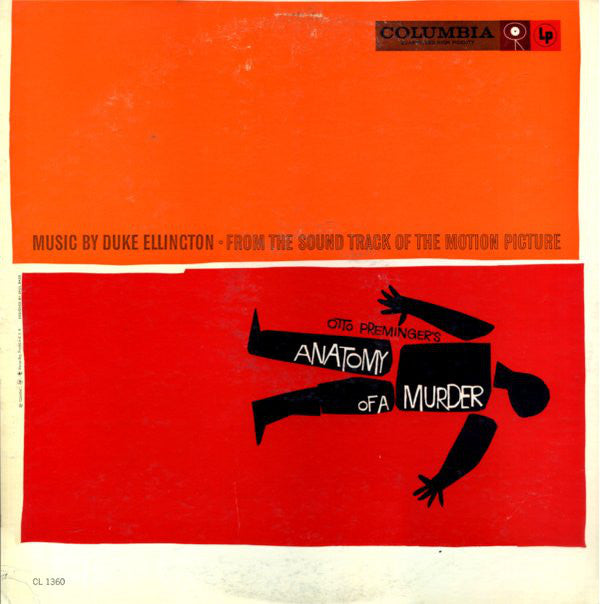 (From The Soundtrack Of The Motion Picture) Otto Preminger's Anatomy Of A Murder By Duke Ellington