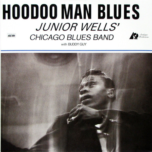 Hoodoo Man Blues By Junior Wells' Chicago Blues Band