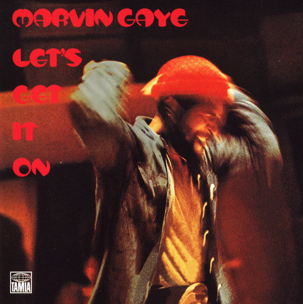 Let's Get It On By Marvin Gaye