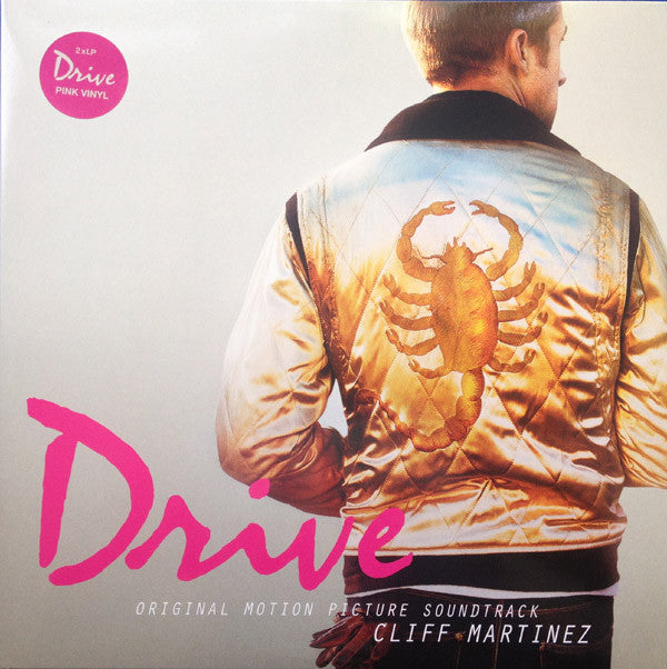 Drive (Original Motion Picture Soundtrack) By OST (Colored Lp)