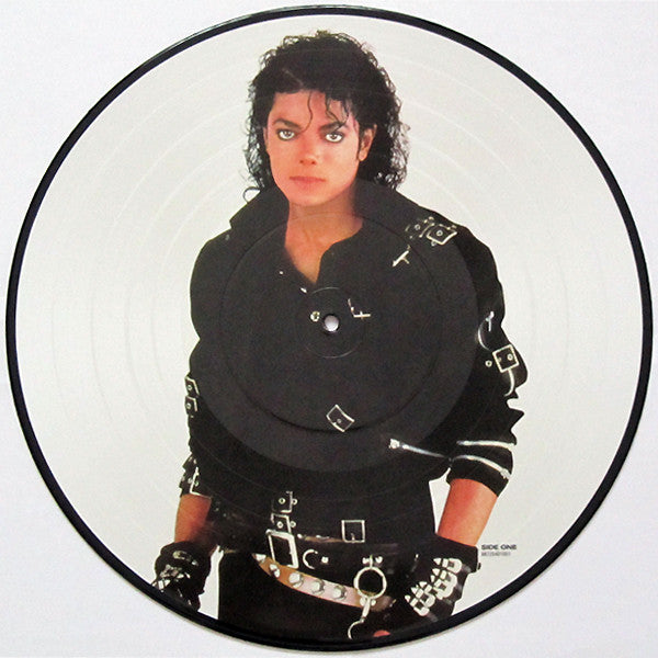 Bad by Michael Jackson - Picture Disc