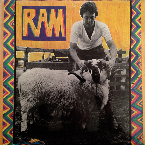 Paul And Linda McCartney* ‎– Ram