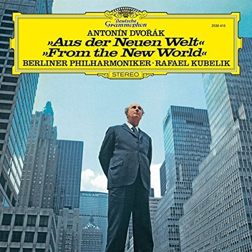 Antonín Dvořák, Rafael Kubelik, Berliner Philharmoniker – Symphony No.9 'From The New World'