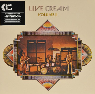 Cream (2) – Live Cream Volume II