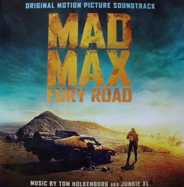 Mad Max: Fury Road (Junkie Xl) - OST (Coloured) (Pre-Book at just Rs.500)