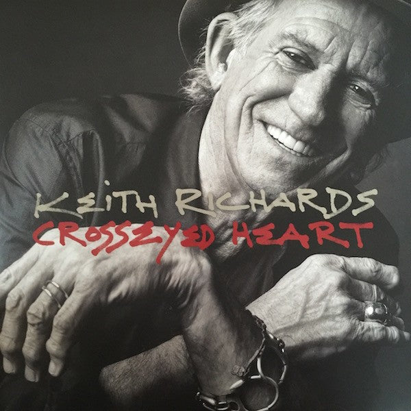 Keith Richards – Crosseyed Heart