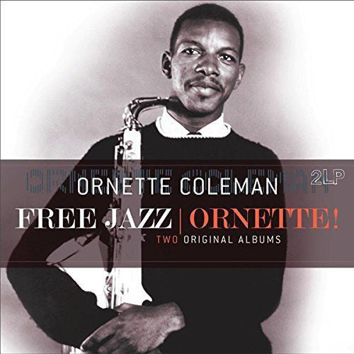 Free Jazz! By Ornette Coleman