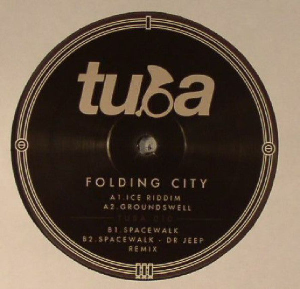 Folding City ‎– Ice Riddim
