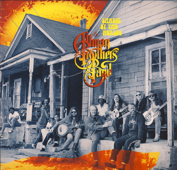 Shades Of Two Worlds By The Allman Brothers Band