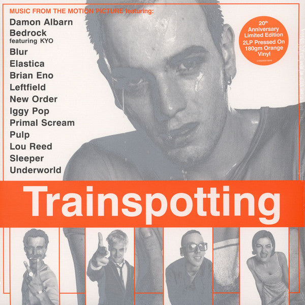 Trainspotting (Music From The Motion Picture) By Various