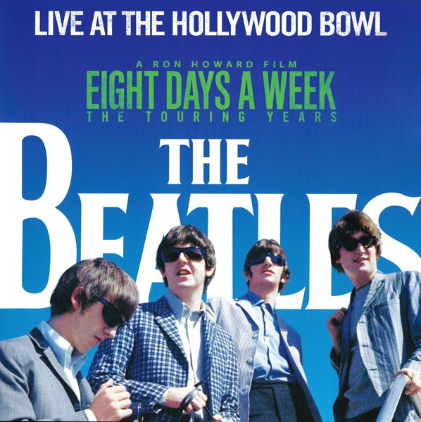 The Beatles – Live At The Hollywood Bowl