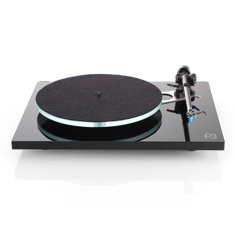 Rega Planar 3 Turntable + KEF LS50 Wireless Speakers