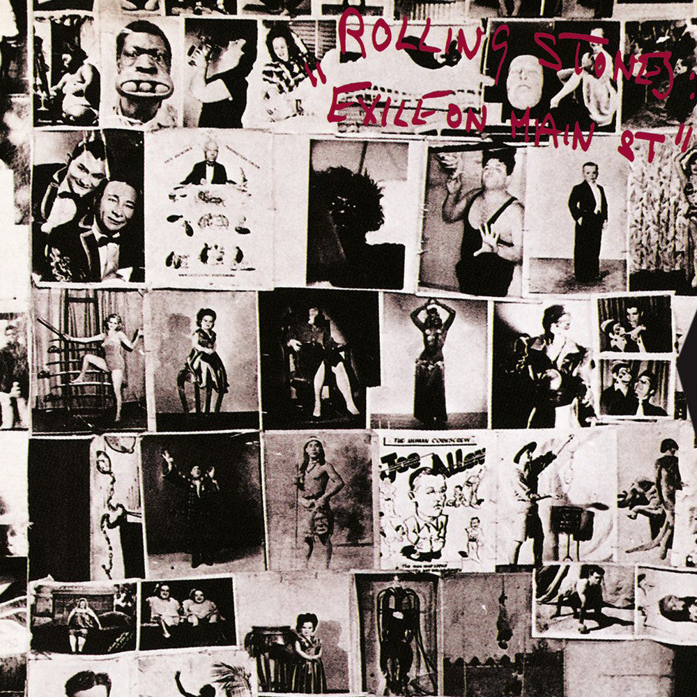 Exile On Main Street by The Rolling Stones