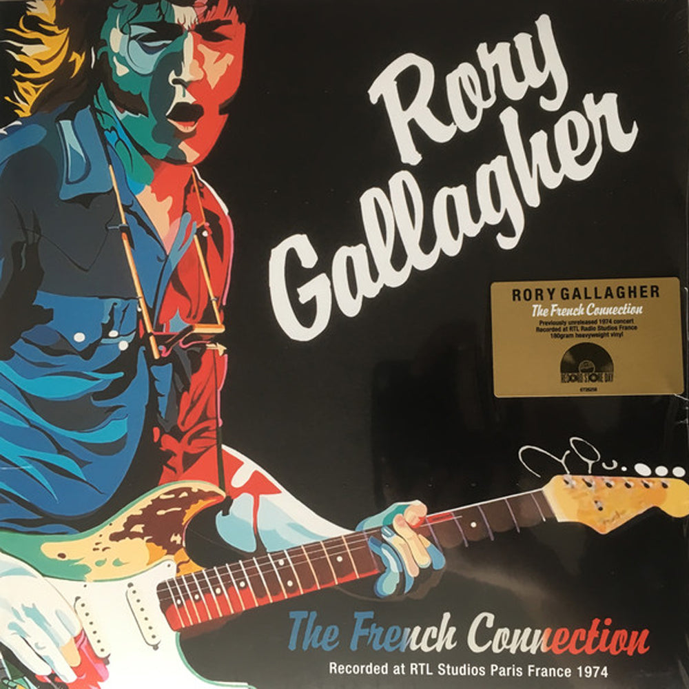 The French Connection by Rory Gallagher