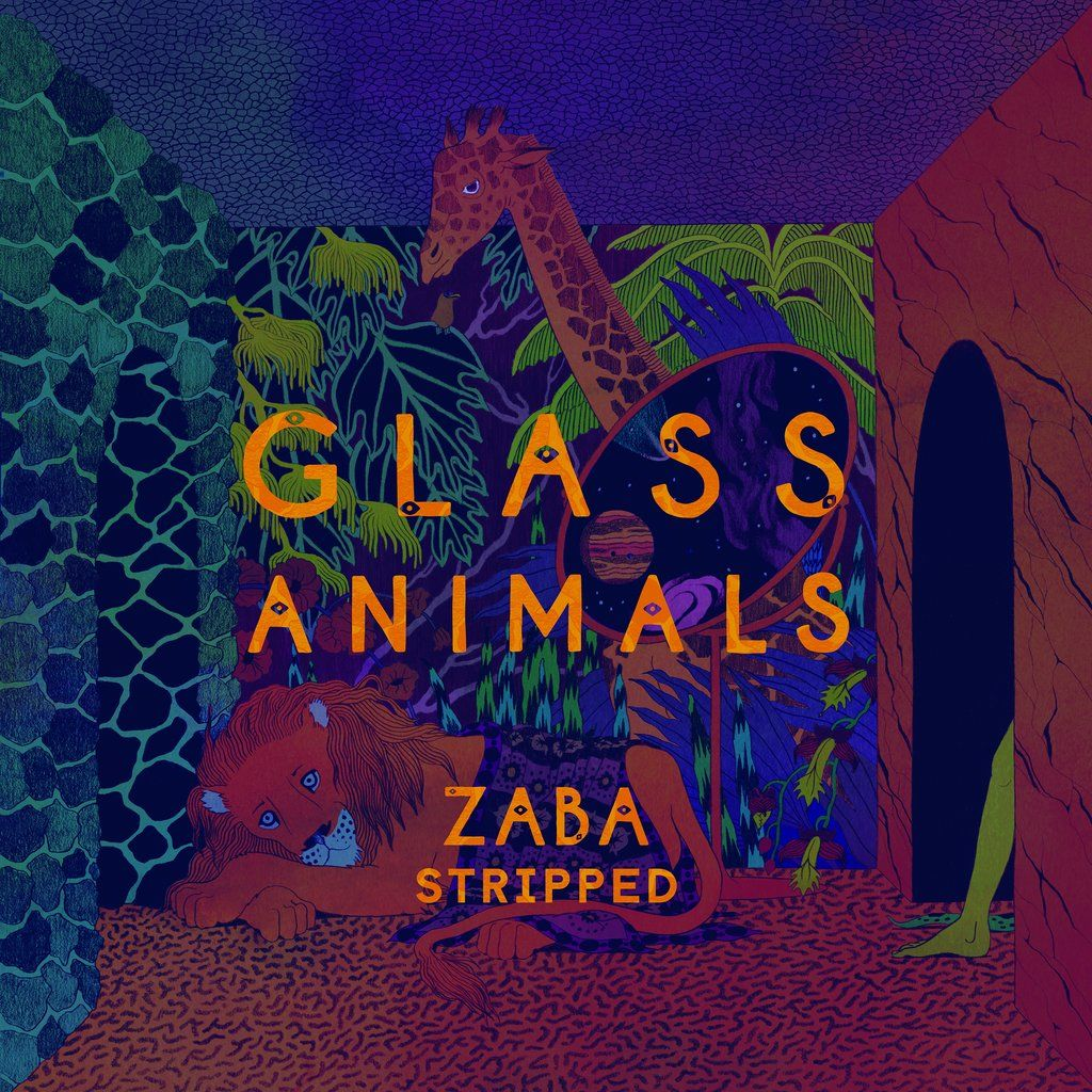 Glass Animals - ZABA stripped