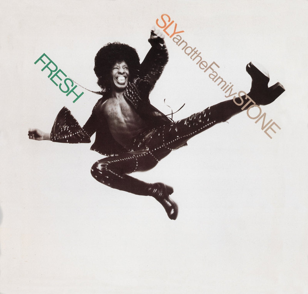 Fresh By Sly And The Family Stone