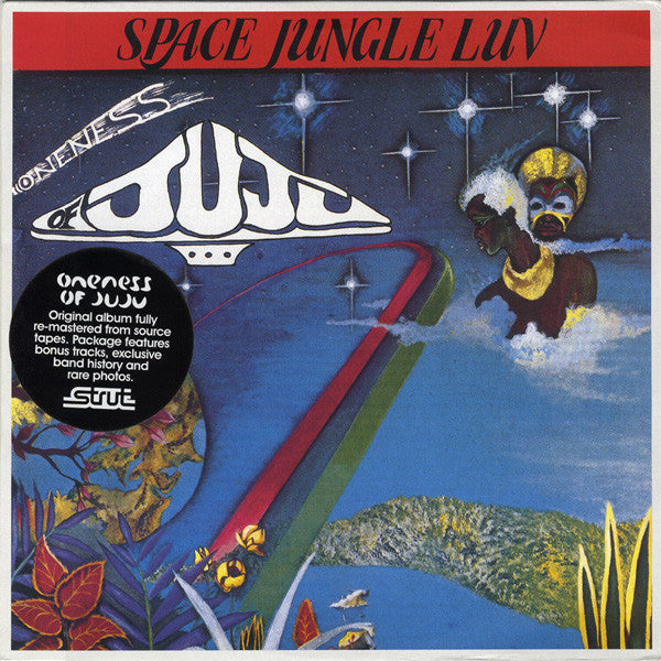 Space Jungle Luv By Oneness Of Juju