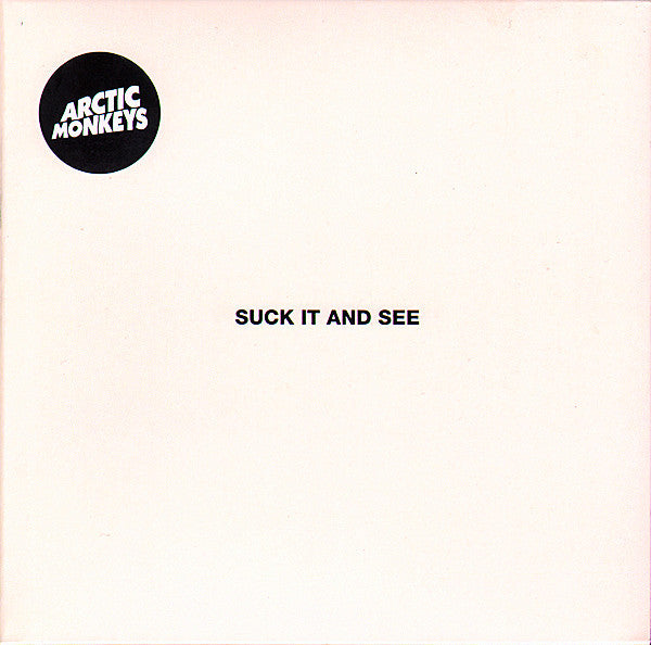 Suck It And See By Arctic Monkeys