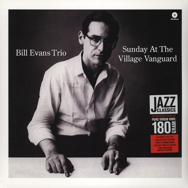 Sunday At The Village Vanguard By Bill Evans Trio (Bonus CD Included Inside)