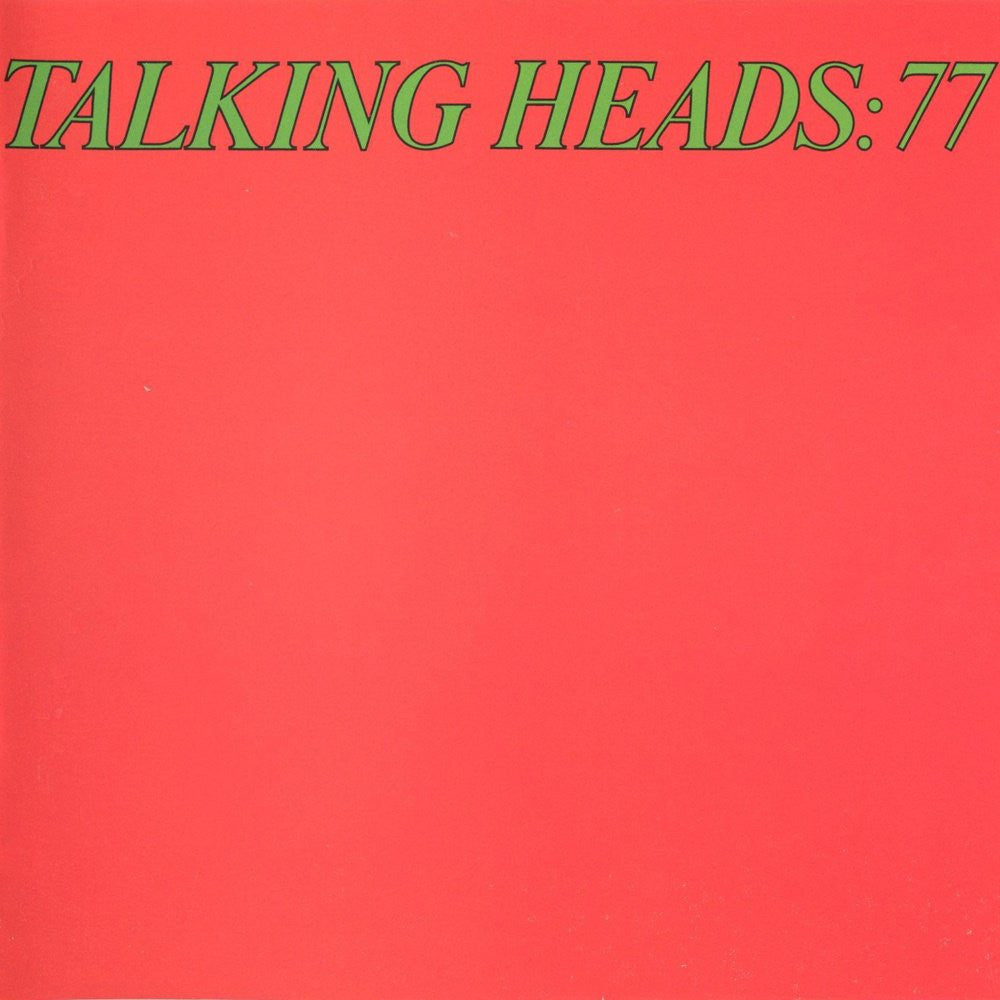 Talking Heads 77 By Talking Heads