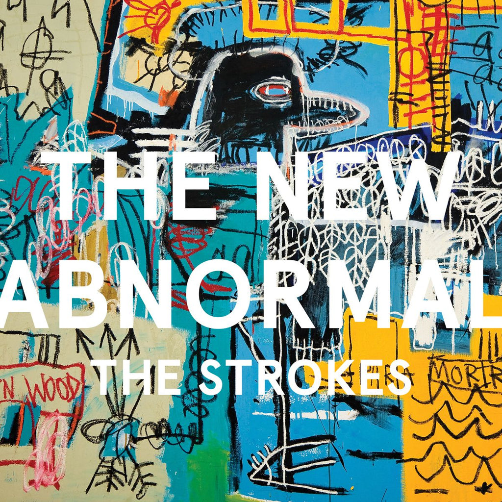 The Strokes ‎– The New Abnormal