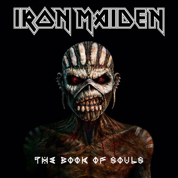 The Book Of Souls By Iron Maiden