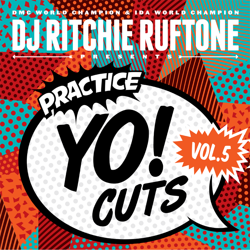 Practice Yo! Cuts V5 - Black By DJ Ritchie Ruftone