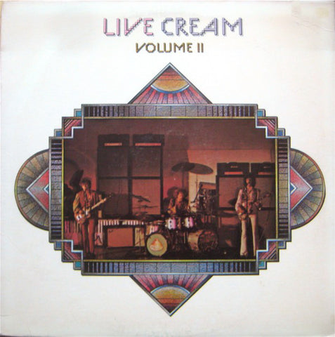 Live Cream Volume II by Cream