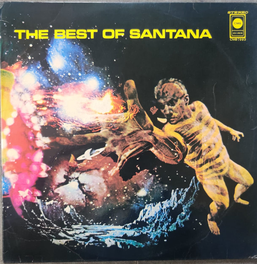 The Best Of Santana By Santana