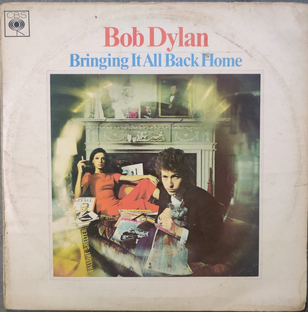 Bringing It All Back Home by Bob Dylan  (Used Vinyl ) VG