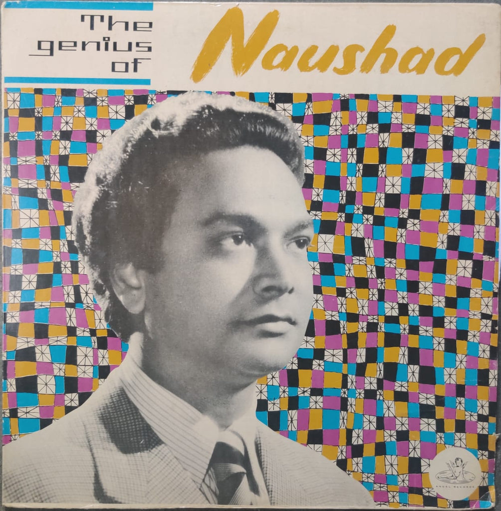 The Genius Of Naushad By Naushad (Used Vinyl) Good