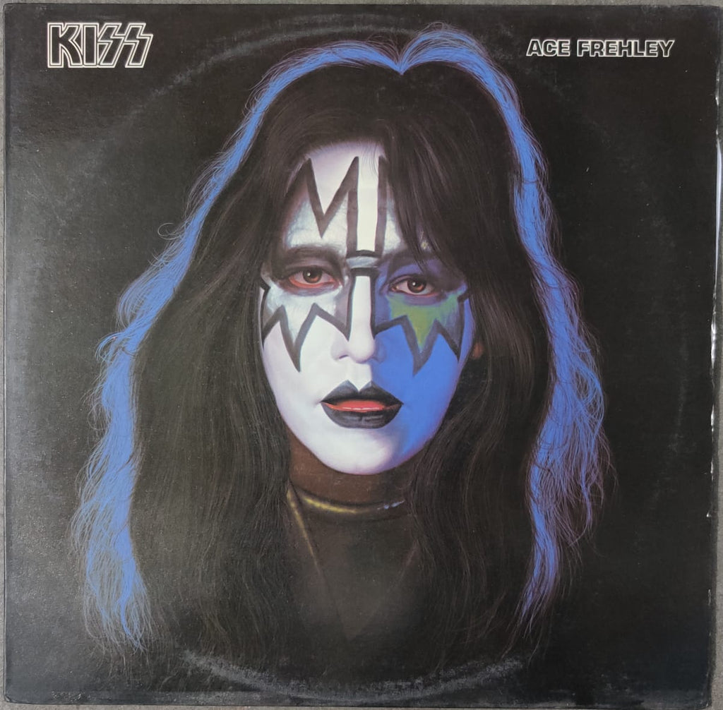 Kiss, Ace Frehley ‎– Ace Frehley (Used Vinyl  ) VG