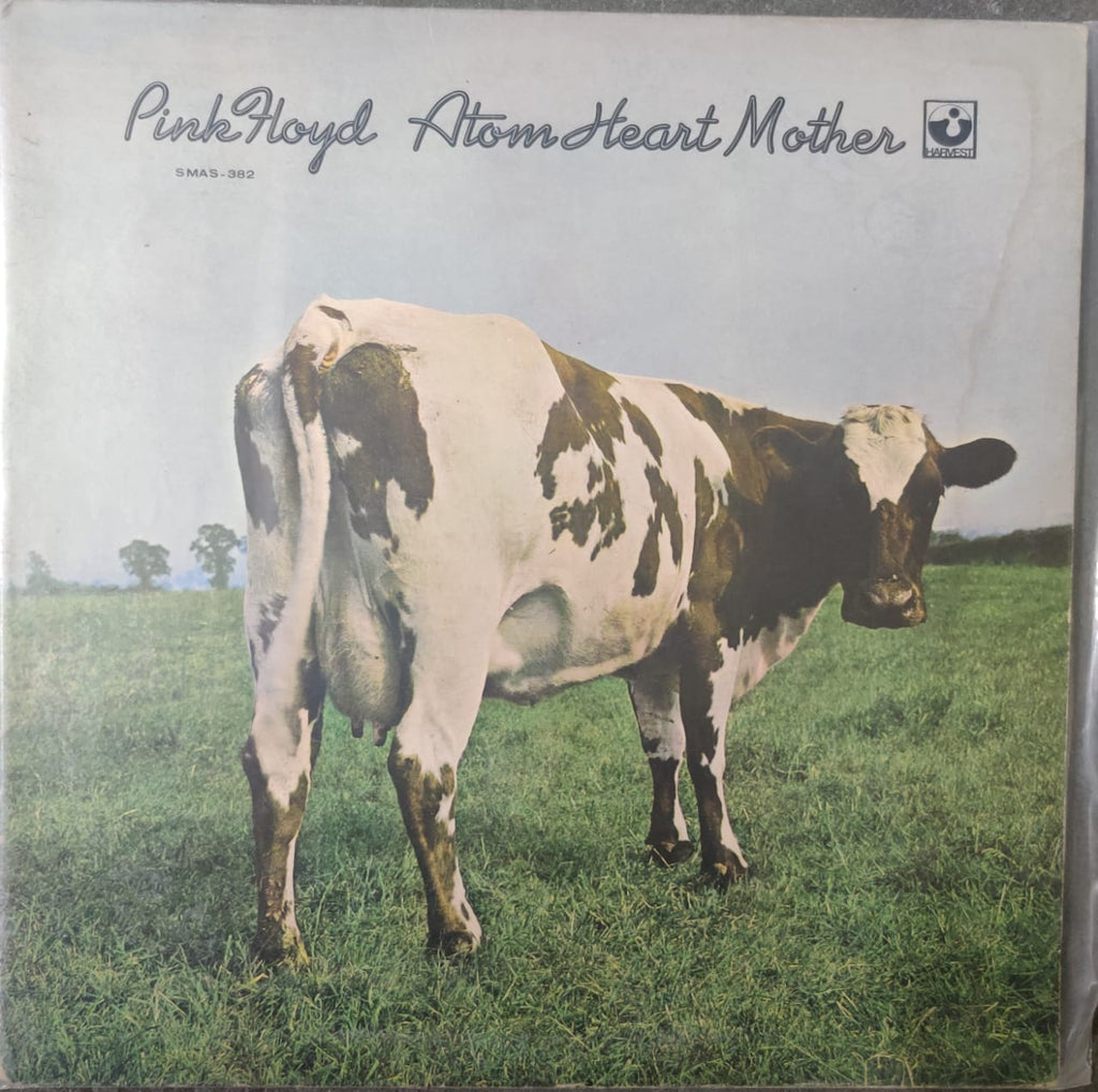Atom Heart Mother By Pink Floyd   (Used Vinyl  ) VG