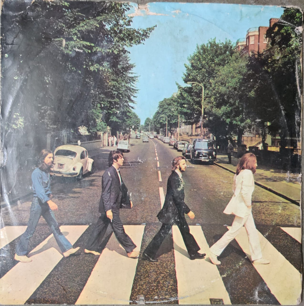 Abbey Road by The Beatles (Used Vinyl ) VG