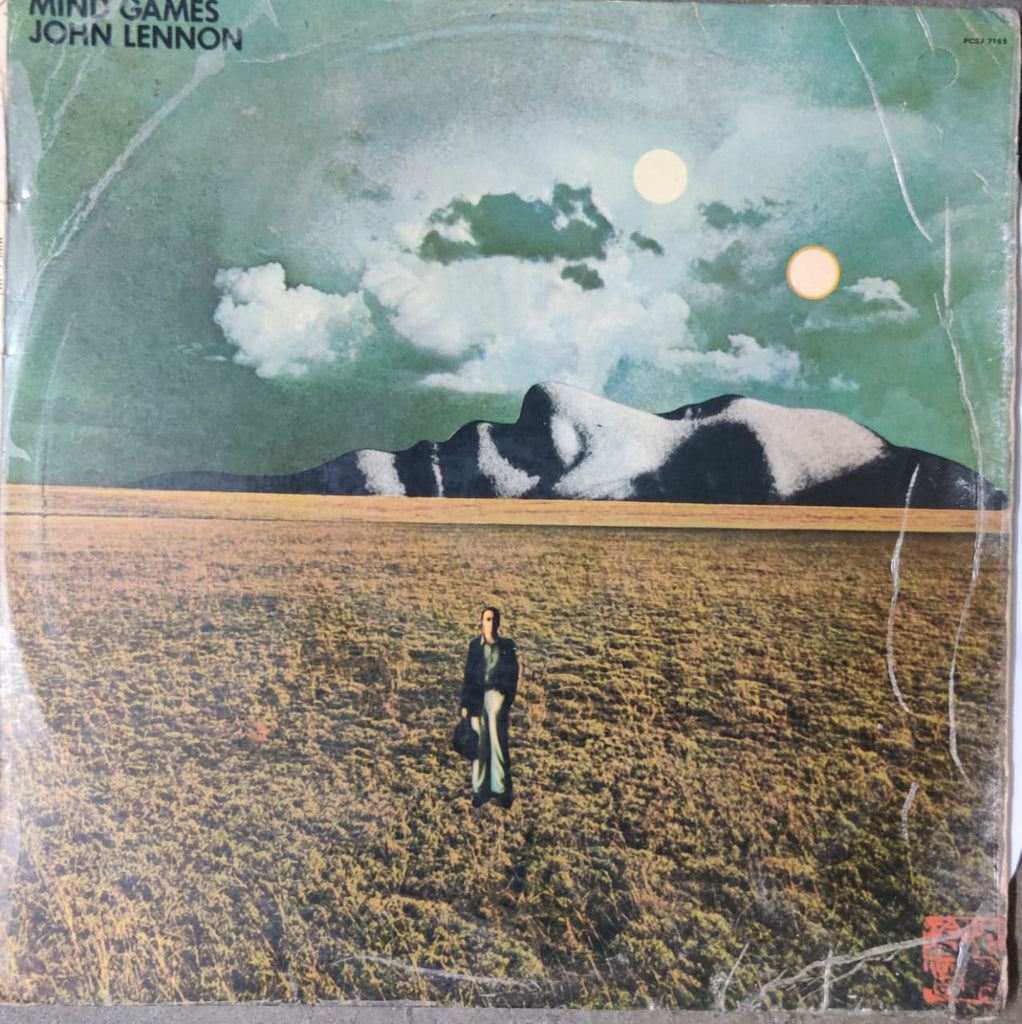 John Lennon ‎– Mind Games (Used LP) Good