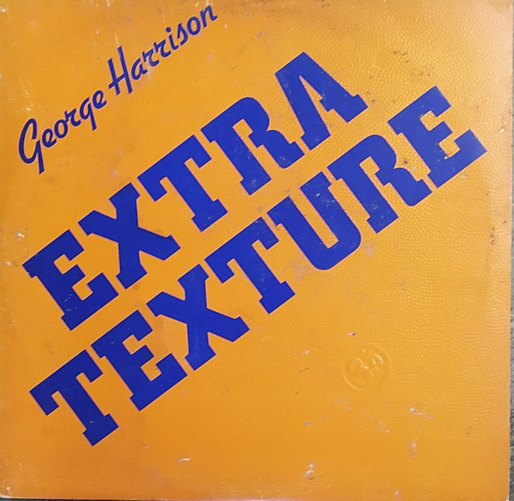 Extra Texture (Read All About It) – George Harrison ‎(Used Vinyl) VG