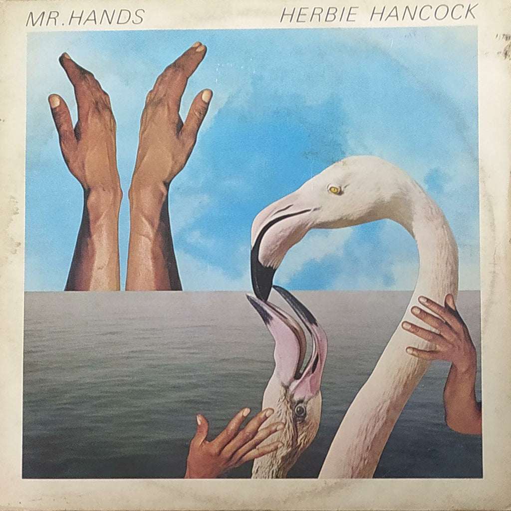 Mr. Hands –  Herbie Hancock ‎ (Used Vinyl) VG